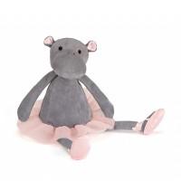 Dancing Darcey Hippo von Jellycat (klein)