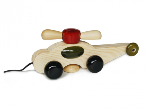 Maya Organic spinno Hubschrauber