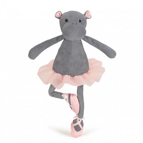 Dancing Darcey Hippo von Jellycat (groß)