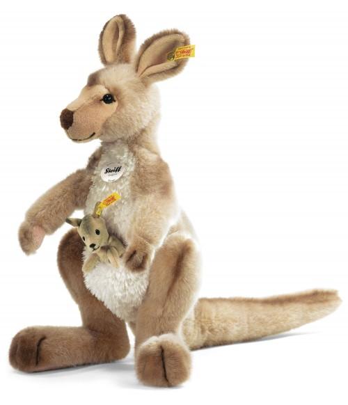 Steiff Kango Känguru mit Baby